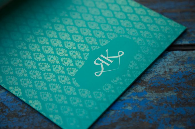Wedding Stationary ISHK Art